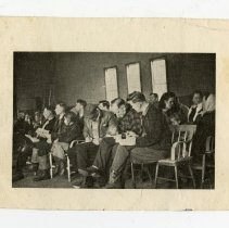 Image of Town meeting time