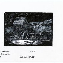 Image of 'Karl's Wharf' card