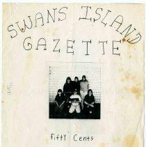 Image of 'Swan's Island Gazette' A.