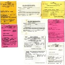 Image of Lobster licenses