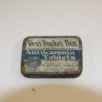 Image of Antikamnia box a.