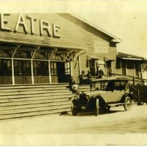Image of Liberty Theatre, Poplar Level Road  - Schoening Photograph Collection