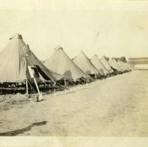 Image of Tents - Schoening Photograph Collection