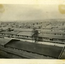 Image of Storage warehouses and Quartermaster warehouses - Schoening Photograph Collection