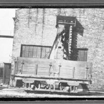 Image of Louisville Streetcars and Interurban Cars: Ash Car - James B. Calvert Photograph Collection