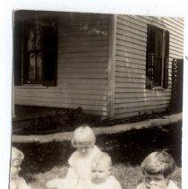Image of Novia James White as a Baby - Novia James White Photograph Collection