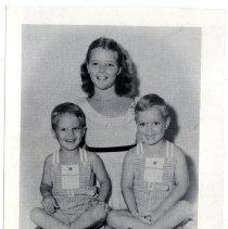 Image of Novia James White's children - Novia James White Photograph Collection