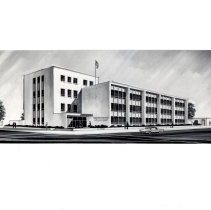 Image of Independence Life and Accident insurance building - Novia James White Photograph Collection