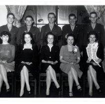 Image of Novia James White and Nanette von Siebenthal White - Novia James White Photograph Collection