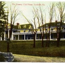 Image of The Country Club House - Postcard Collection