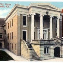 Image of Elks' House - Postcard Collection