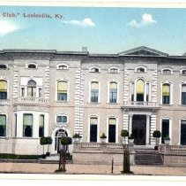 Image of Pendennis Club - Postcard Collection
