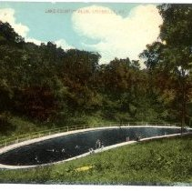 Image of Lake-Country Club - Postcard Collection