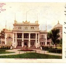 Image of Kentucky State Building - Postcard Collection