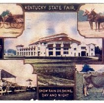 Image of Kentucky State Fair - Postcard Collection