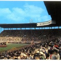 Image of Grandstand Stadium  - Postcard Collection