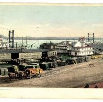 Image of The Levee - Postcard Collection