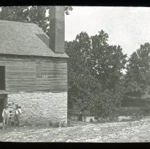 Image of Coulthard & Honey Mill - Edward and Josephine Kemp Lantern Slide Collection