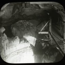 Image of Bottomless Pit - H. C. Ganter Lantern Slides Collection