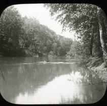 Image of Green River - H. C. Ganter Lantern Slides Collection