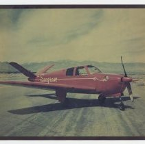 Image of Fire plane / Fire engine, Detroit, Mi. Fire Department - Seagrave Corporation Collection