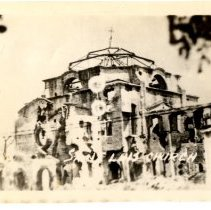 Image of Saint Luis Church - Novia James White Photograph Collection