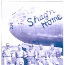 Image of B-29 aircraft number 35 - Novia James White Photograph Collection