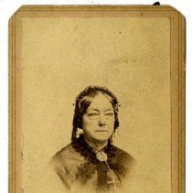 Image of Aunt Kitty Seay - William Shakespeare Hays Photograph Collection