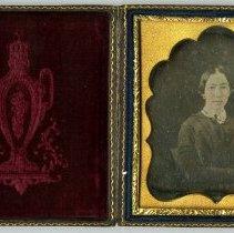 Image of Martha Ridgeway Gibbs Holbert - William Shakespeare Hays Photograph Collection