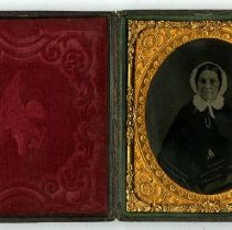 Image of Martha Ridgeway Gibbs Holbert - William Shakespeare Hays Photograph Collection
