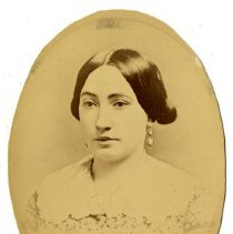 Image of Grandmother Bowen mother's mother - William Shakespeare Hays Photograph Collection