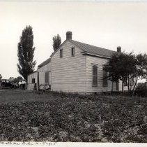Image of Camp Zachary Taylor: Mathias Luhr's property  - Camp Zachary Taylor Photograph Album