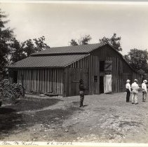 Image of Camp Zachary Taylor: Ben M. Kaelin's property  - Camp Zachary Taylor Photograph Album