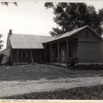Image of Camp Zachary Taylor: Anton Zehnder's property   - Camp Zachary Taylor Photograph Album