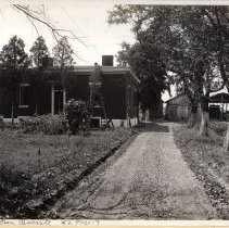 Image of Camp Zachary Taylor: Ben Boerste's property  - Camp Zachary Taylor Photograph Album