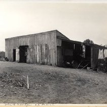 Image of Camp Zachary Taylor: John H. Caperton's property  - Camp Zachary Taylor Photograph Album