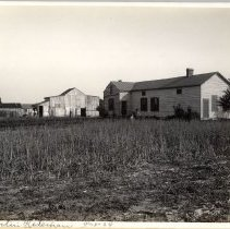 Image of Camp Zachary Taylor: Martin Redeman's property   - Camp Zachary Taylor Photograph Album