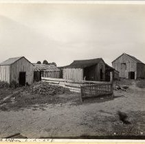 Image of Camp Zachary Taylor: H. Saffron's property  - Camp Zachary Taylor Photograph Album