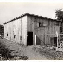 Image of Camp Zachary Taylor: Frank Birchler's property - Camp Zachary Taylor Photograph Album