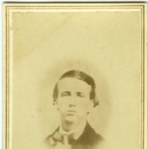 Image of Alpha Walter, Jr.  - Walter-Long Family Photograph Collection