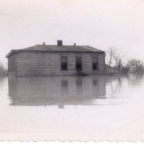 Image of Kope's Grocery - Mrs. E. Crawford Meyer 1945 Flood Photograph Collection