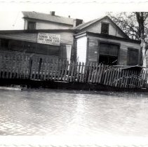 Image of Bethel Mission Sunday School - Mrs. E. Crawford Meyer 1945 Flood Photograph Collection