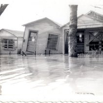Image of Ohio Street - Mrs. E. Crawford Meyer 1945 Flood Photograph Collection