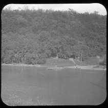 Image of Boonesborough Ferry - Edward and Josephine Kemp Lantern Slide Collection