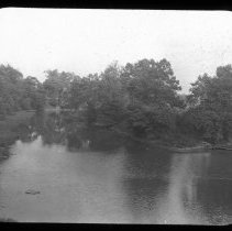 Image of River scene - Edward and Josephine Kemp Lantern Slide Collection