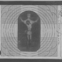 Image of The Crucifixion - All-Prayer Foundlings Home Lantern Slide Collection