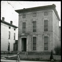 Image of 1622 Story Avenue - All-Prayer Foundlings Home Lantern Slide Collection