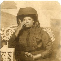 Image of Unidentified African American woman - Margaret Smith Photograph Collection