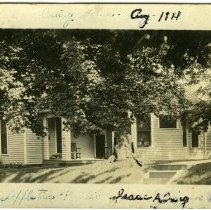 Image of Craig Family Home - Isaac Allen Craig Photograph Collection