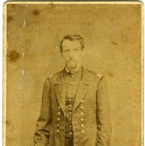 Image of Unidentified Union Soldier - Isaac Allen Craig Photograph Collection